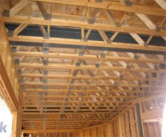 Floor Trusses Allow For A High Quality Squeak Free Floor. They Reduce  Framing Time, Waste, And Callbacks. Floor Trusses Enable Great Versatility  In Both ...