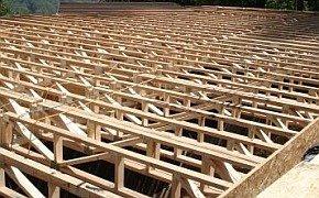 Engineered floor trusses cost floor matttroy for Engineered trusses cost