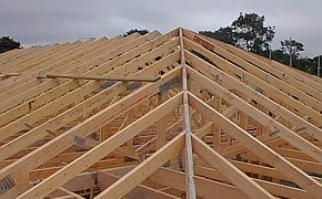 Home michigan timber and truss Pre made roof trusses