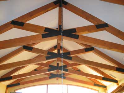 Wood truss design